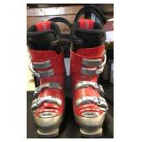 Pair of Exo Power Grand Prix Ski Boots