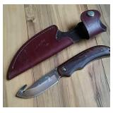Elk Ridge Gut Hook Hunting Knife