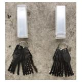 2 - Sets Auto Jiggler Lockpick Sets