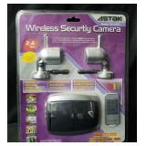 Astak Wireless Security Camera Set