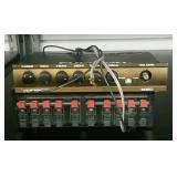 Vintage Equalizer & Speaker Switch