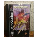PlayStation WARHARK 1995 Long Box