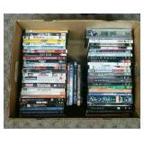 45+ Selection of DVDs