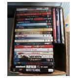 25 DVD Movies