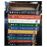 South Park DVDs- 10 Seasons