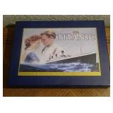 Titanic Collectors Edition VHS Box Set Complete