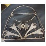 Metal Wall Art - Purse (Original)