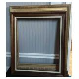 2 Large Wood  Picture Frames