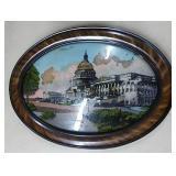 Vintage Dome Front U.S. Capitol Picture