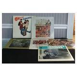 6 - Vintage Rock LPs