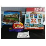 Games & Puzzles Box