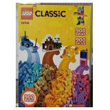 900 Piece NEW Box of Legos #1