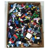 Bag of Lego Minifigures