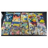 Marvel Comic Books