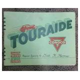 Concord Touraide Travel Book