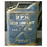Large Military Gas Can