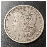 1885-P Morgan Dollar