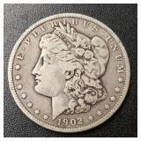 1902-P Morgan Dollar