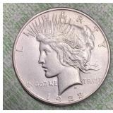 1922–S Peace Dollar