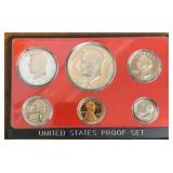 1973 Coin Proof Set