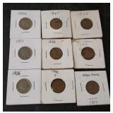 Antique American Coin Lot