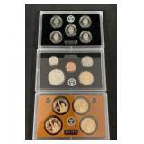 2013 US Mint Sliver Proof Set