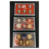 2007 US Mint Silver Proof Set #2