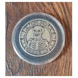 """Hobo"" Style Silver Dollar Replica Dollar"