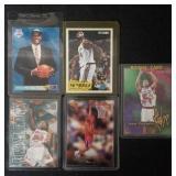 (5) NBA Rookie Cards #4