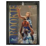 NBA Hoops Jason Kidd Rookie Card