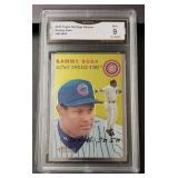 2003 Topps Sammy Sosa Card: GMA Gem Mint 9