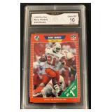1989 Barry Sanders Rookie Card GEM MT 10