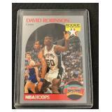 David Robinson Rookie Basketball Card