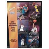 Rare Uncut Sheet Kobe Bryant Rookie Card