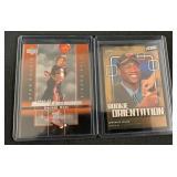 (2) 2003-04 Dwayne Wade Rookie Cards