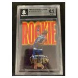 1995-96 High Grade Kevin Garnett Rookie Card