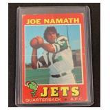 1971 Topps Joe Namath #250 Football Card