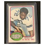 "1976 Topps Ed ""Too Tall"" Jones Rookie Card"