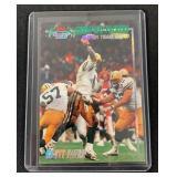 Packers Super Team Card Brett Favre Rare Insert