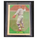 1960 Fleer Ty Cobb #42 Baseball Card