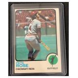 1973 Topps Pete Rose #130 Baseball Card