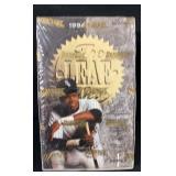 1994 Donruss Sealed Unopened Box Baseball Cards