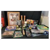 Baseball Card and Memorabilia Collection