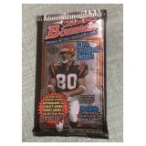 2000 Bowman Unsealed 10-Pack NFL Cards
