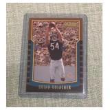 2000 Brian Urlacher Bowman Rookie Card