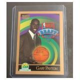 1990 Gary Payton Skybox Rookie Card