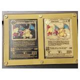 Metal Gold/ Black Charizard Pokemon Cards
