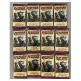 (12) Packs of Dungeon & Dragon Cards