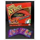 New Uno Attack and Squish Card Game