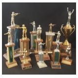 (12) Shooting Trophies